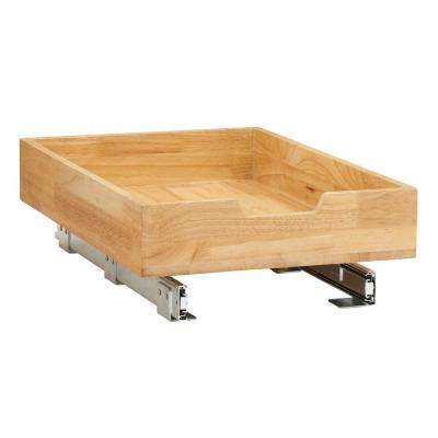 14.5 in. Wood Cabinet Organizer