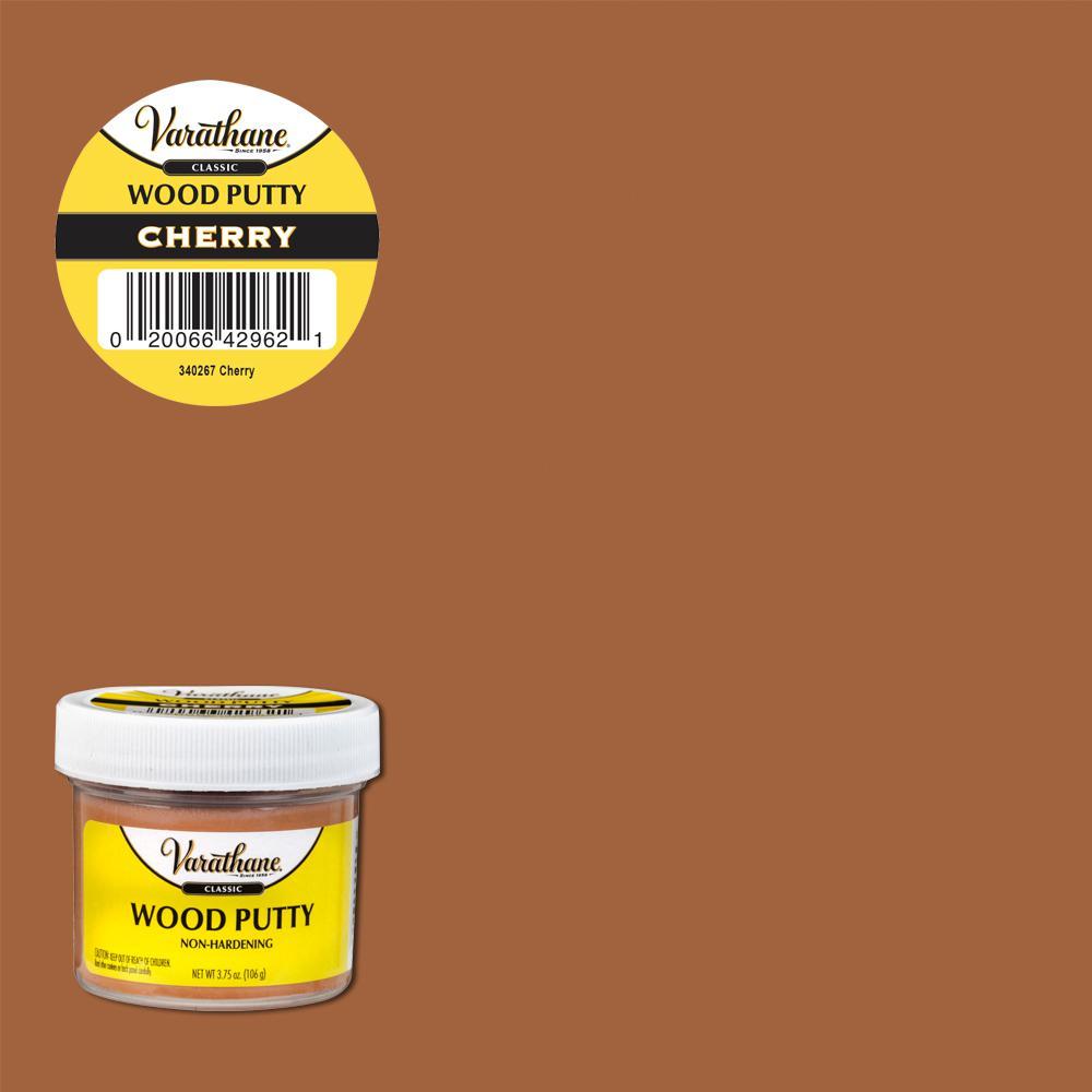 Varathane 3.75 oz. Cherry Wood Putty