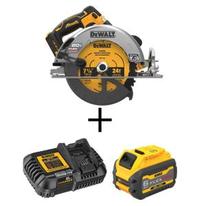 Deals on Dewalt 20-Volt Max Cordless Brushless 7-1/4 in. Circular Saw