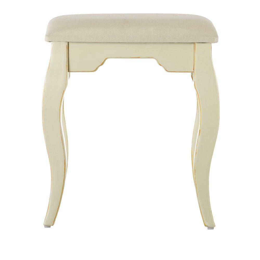 Home Decorators Collection Emilee's 17 in. W Candle Light Vanity Bench
