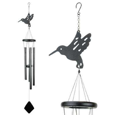 Hummingbird Shadow Wind Chime