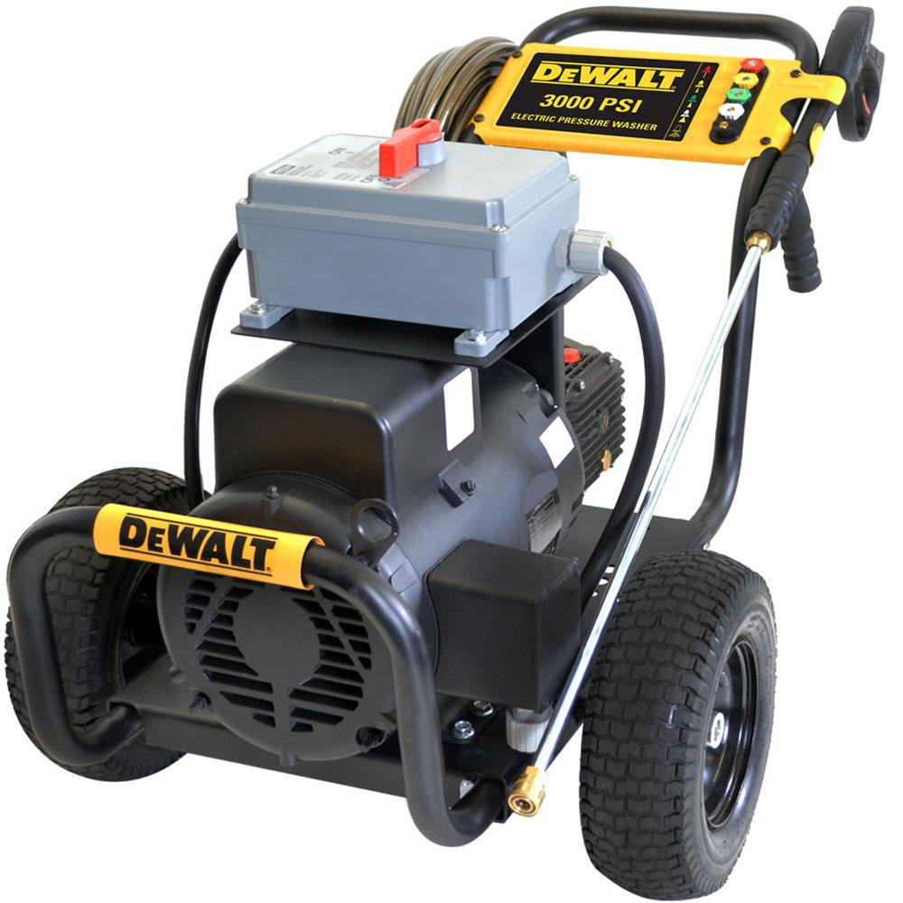 DEWALT DXPW3000E 3000 PSI @ 4.0 GPM Electric Pressure Washer