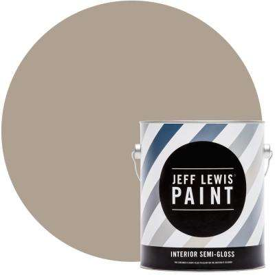 1 gal. #114 Toast Semi-Gloss Interior Paint