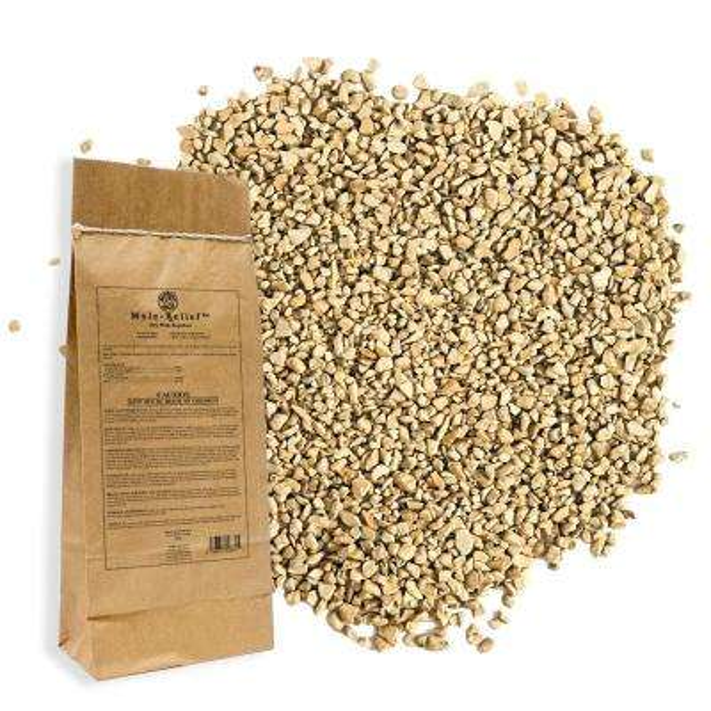 2.5 lbs. Mole-Relief Non-Poisonous Dry Repellant Bag