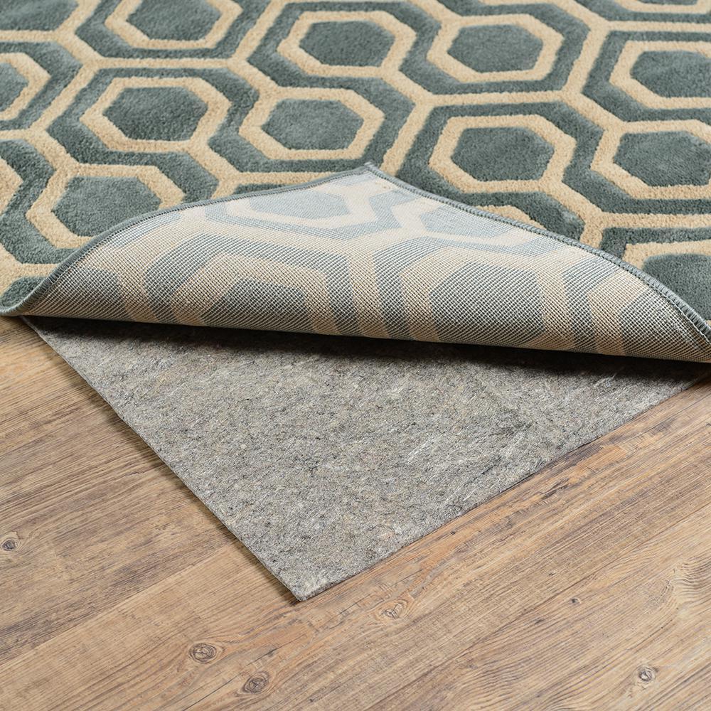 Oriental Weavers Complete Grey 7ft 2in X 9 Ft 3 In Rug Pad