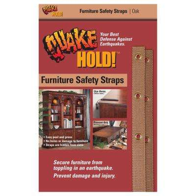 Oak Furniture Safety Strap