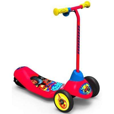 Blaze and the Monster Machines Safe Start 3-Wheel Electric Scooter