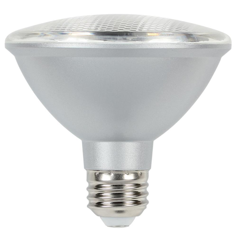 75W Equivalent Cool Bright PAR30 Dimmable LED Flood Light Bulb