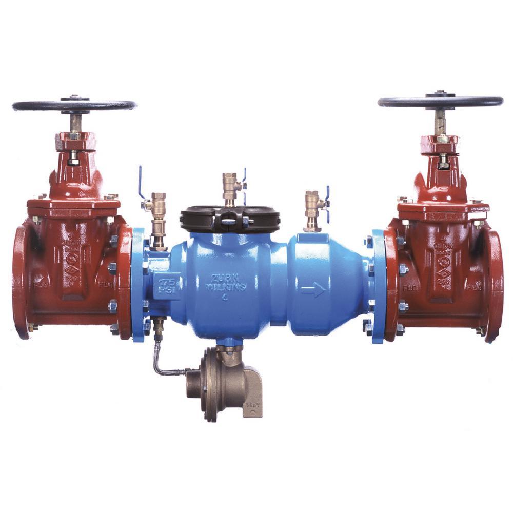 2-1/2 in. Reduced Pressure Principle Backflow Preventer