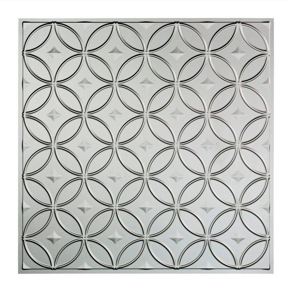 Thermoplastic ceiling tiles