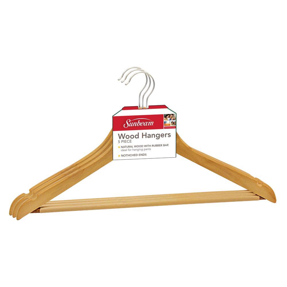 Sunbeam 3PK Wooden Skirt HANGE