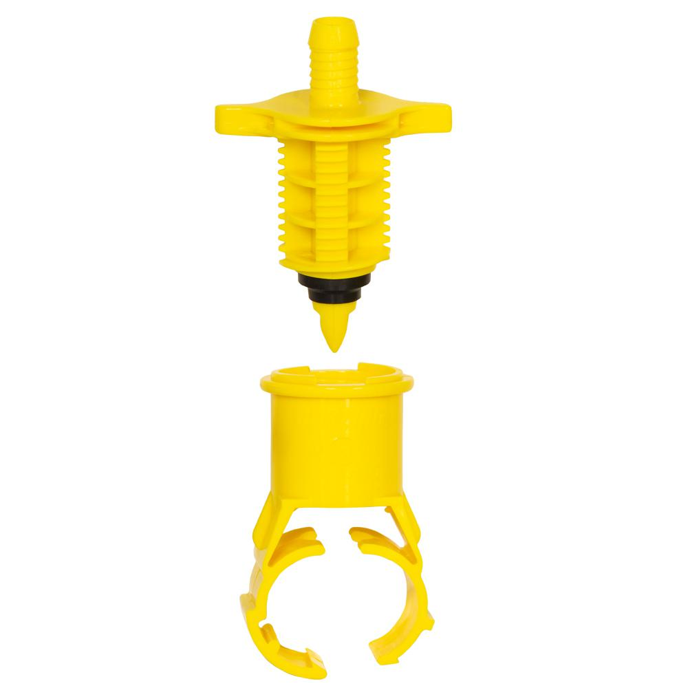 Blazing Saddle Swing Pipe Barb for 1 in. PVC (25-Pack)
