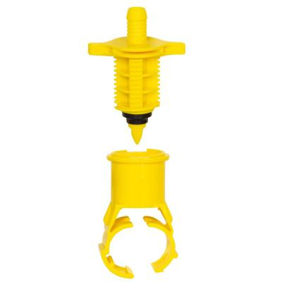 Saddle Swing Pipe Barb for 1 in. PVC (25-Pack)