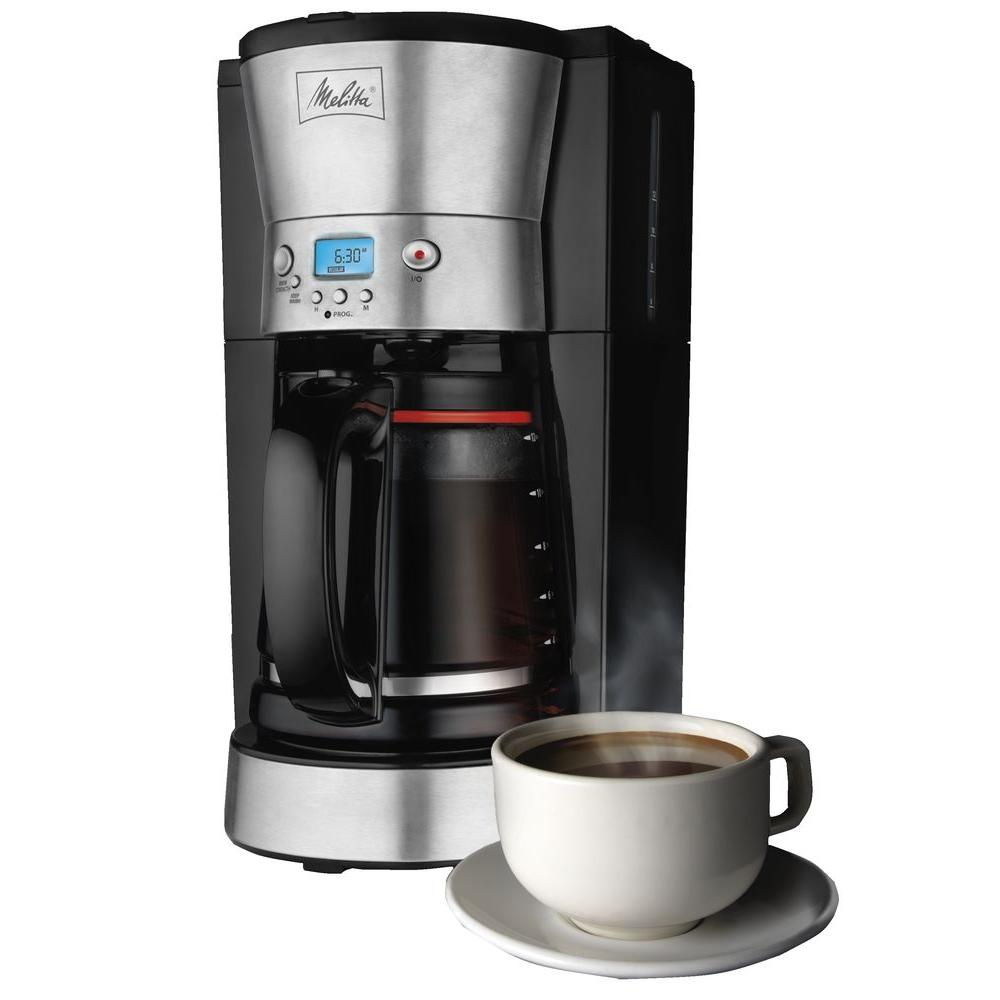 Melitta 12-Cup Coffeemaker-DISCONTINUED