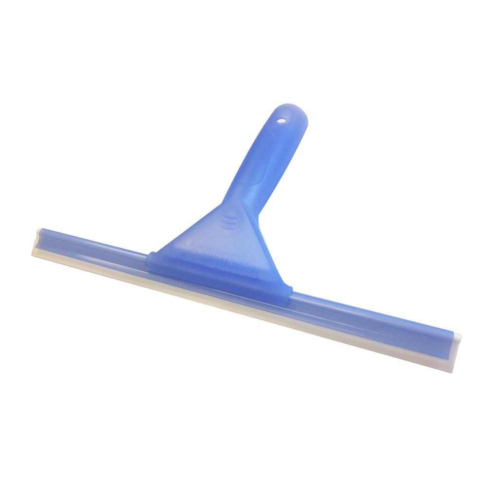 Purple Shower Sweep Squeegee