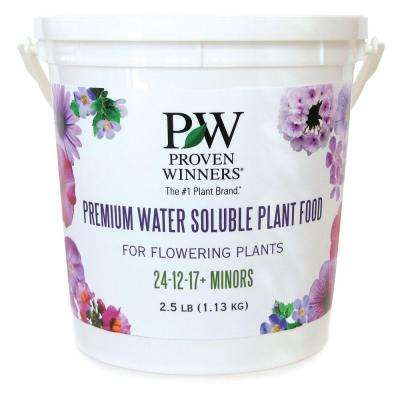 2.5 lb. Water Soluble Fertilizer