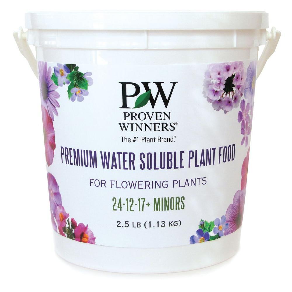 2.5 lb. Water Soluble Fertilizer