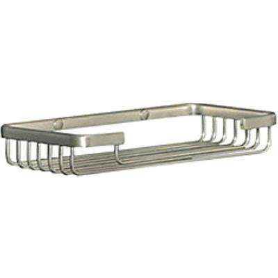 Brushed Nickel - Shower Caddies - Shower Accessories - The Home Depot