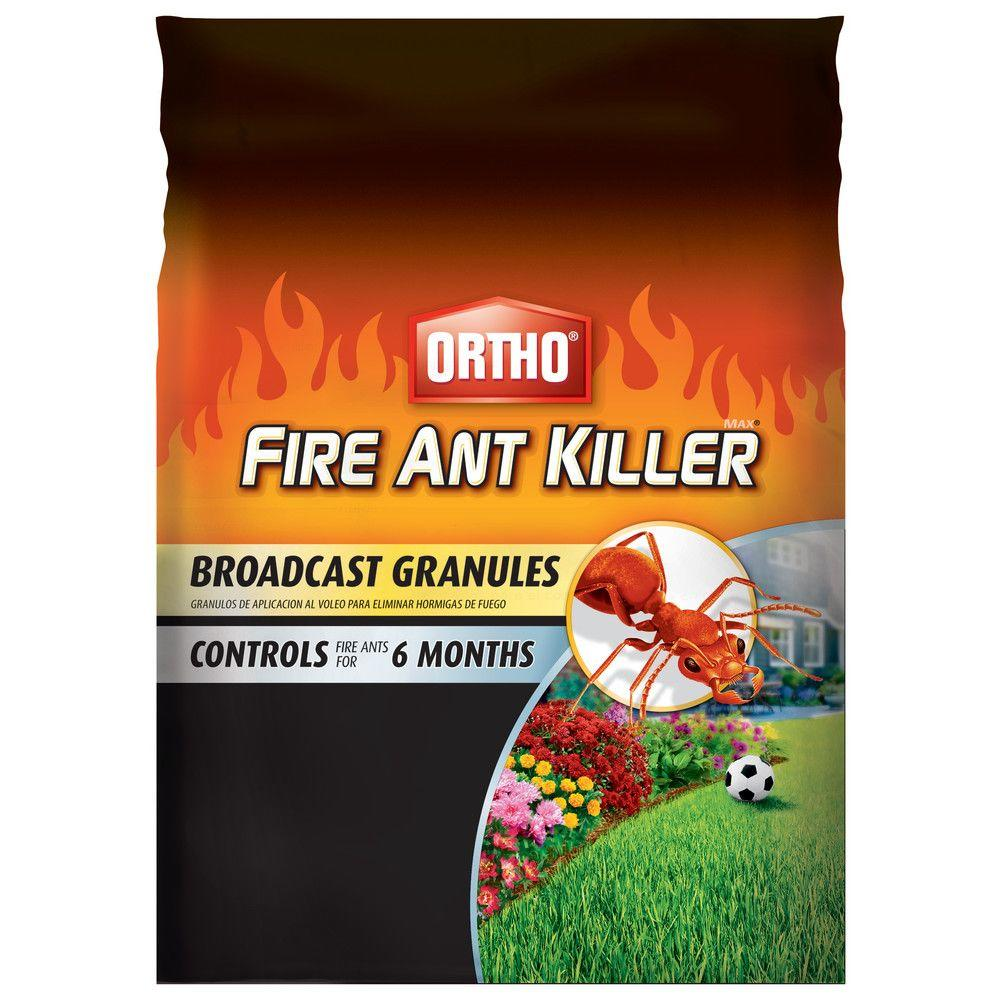 Fire Ant Broadcast Granules 0257549 The Home Depot