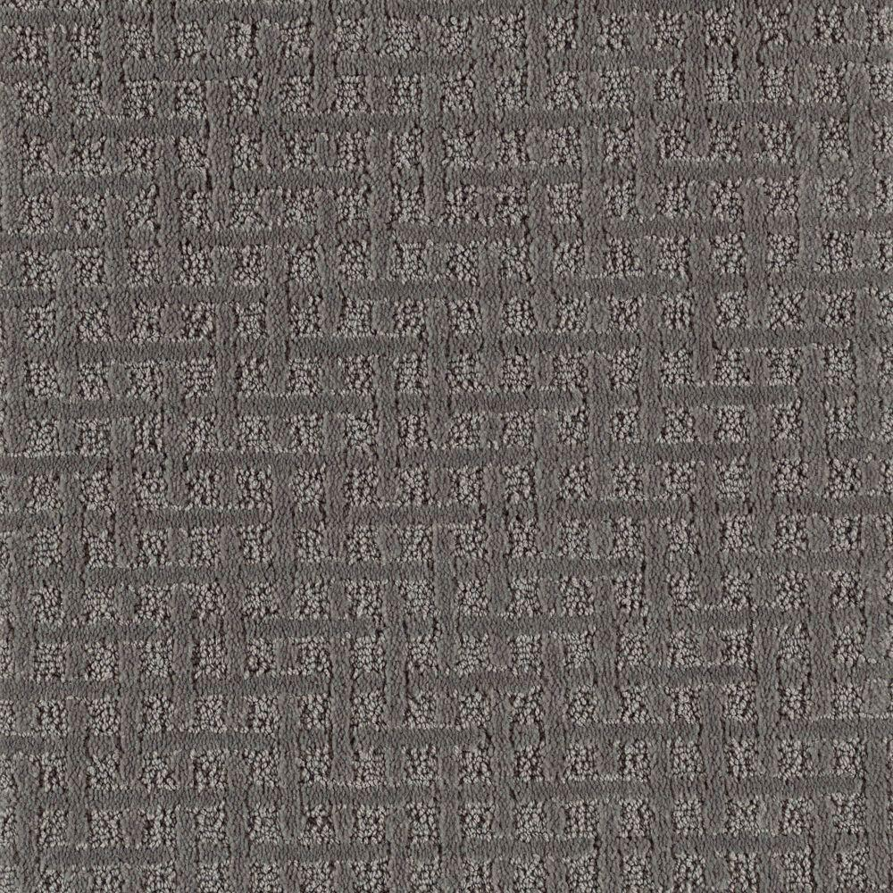 null Boost - Color Dark Shadow Pattern 12 ft. Carpet