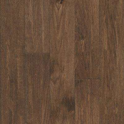 Take Home Sample - Oak Sculpted Heartland Solid Hardwood Flooring - 5 in. x 7 in.