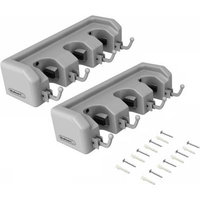 10.25 in. Wall Mounted Organizer (2-Pack)