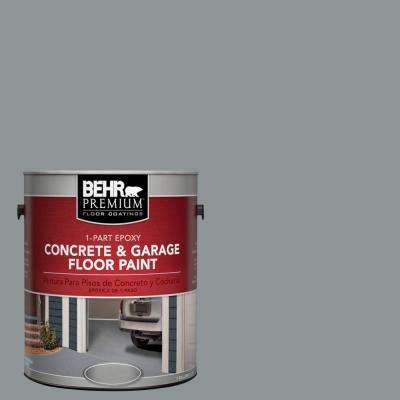 1 gal. #N450-4 Moonquake 1-Part Epoxy Concrete and Garage Floor Paint