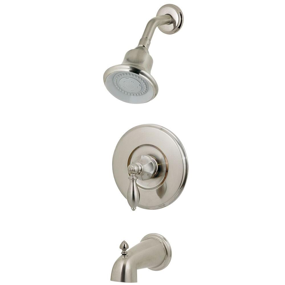 Pfister Catalina Single-Handle Tub and Shower Faucet Trim Kit in ...