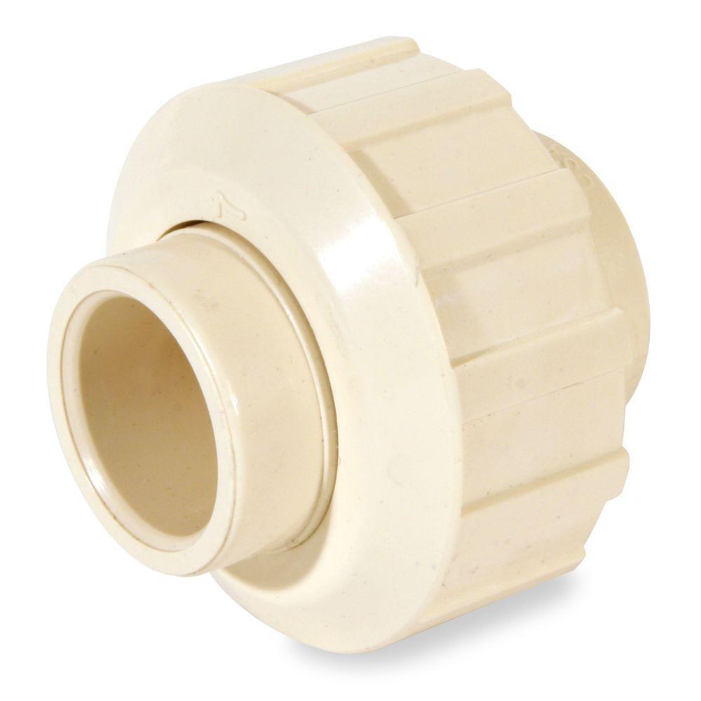Kbi 3 4 In Cpvc Cts Socket X Socket Union Cu 0750 S The