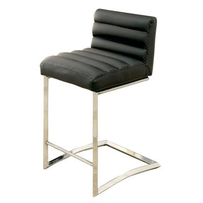 Livada II Counter Ht. Chair in Chrome finish