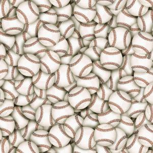 Wilsonart 60 inch x 144 inch Laminate Sheet in Baseballs with Virtual Design... by Wilsonart