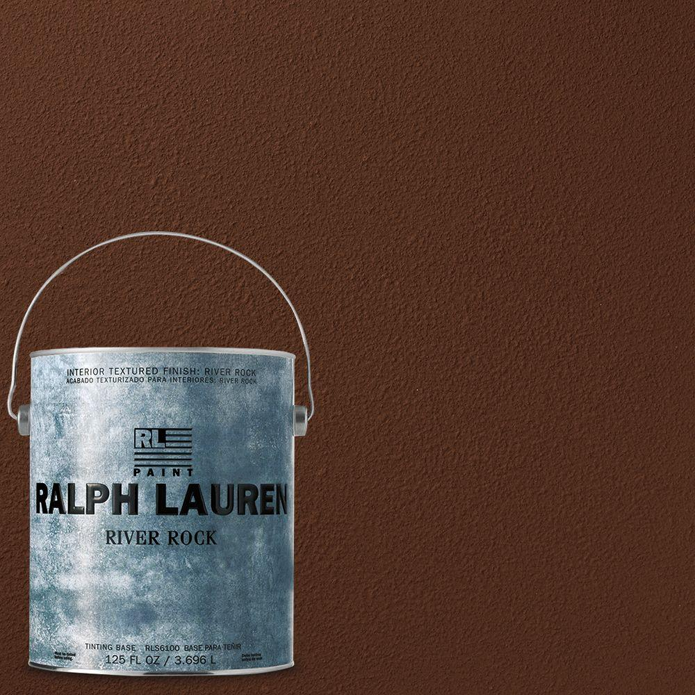 Ralph Lauren 1-gal. Blood Stone River Rock Specialty Finish Interior Paint