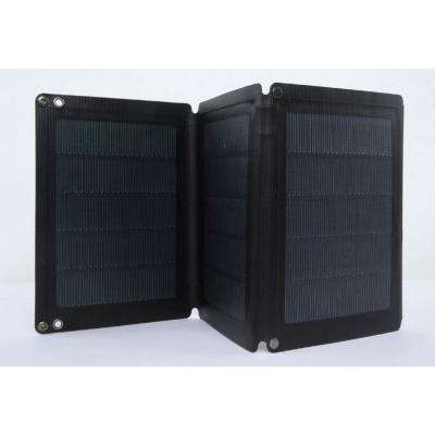 SP-15 15-Watt Off-Grid Foldable Flexible Solar Charger Kit