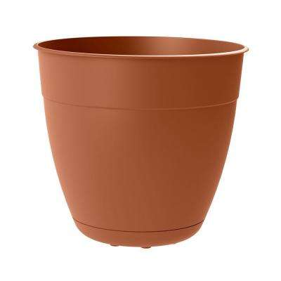 Dayton 20 in. Wide by 18.23 in Tall Clay Plastic Planter