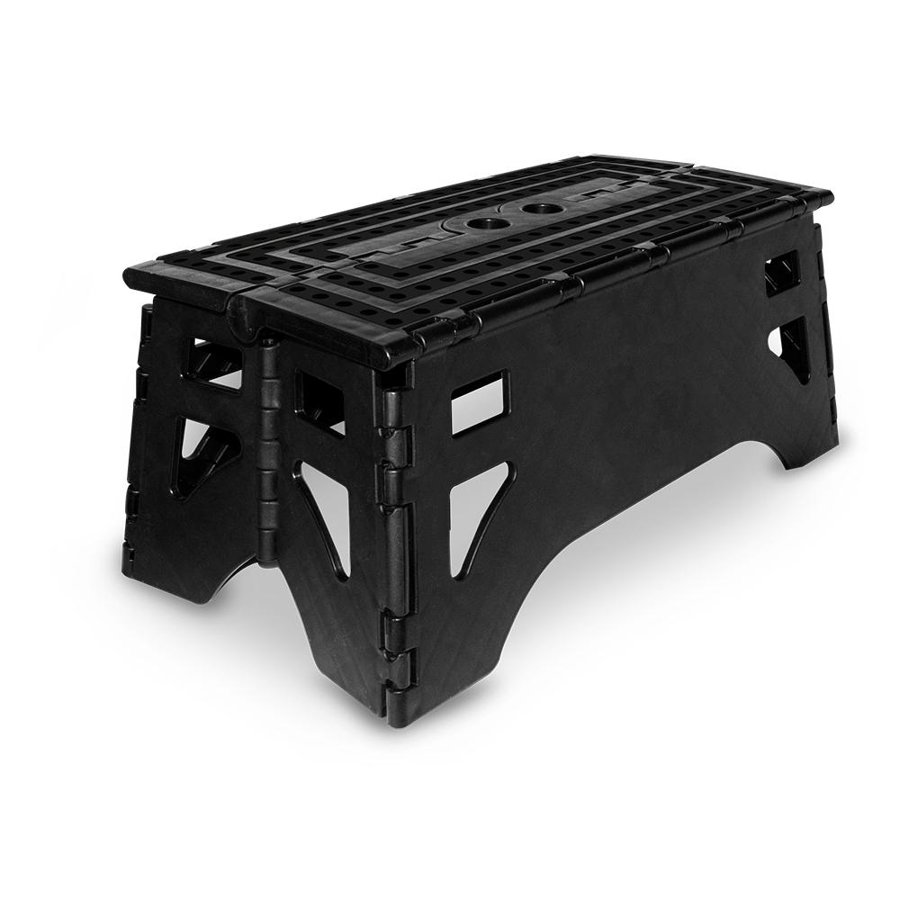 Cosco 3 Step Steel Big Step Folding Step Stool Type 3 With