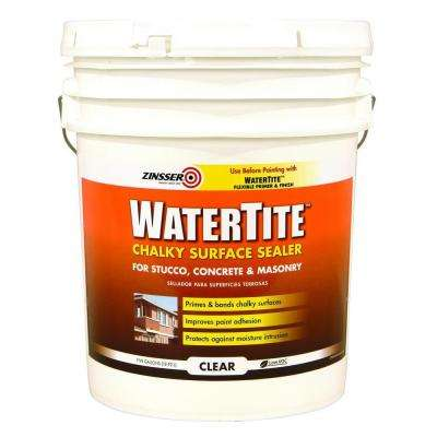 WaterTite 5 gal. Chalk Sealer