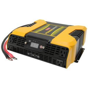 PowerDrive 3000-Watt Power Inverter with 4 AC 2 USB APP with Bluetooth by PowerDrive
