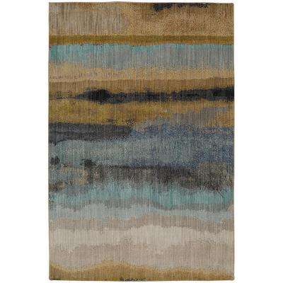 Odin Lagoon 10 ft. x 13 ft. Area Rug