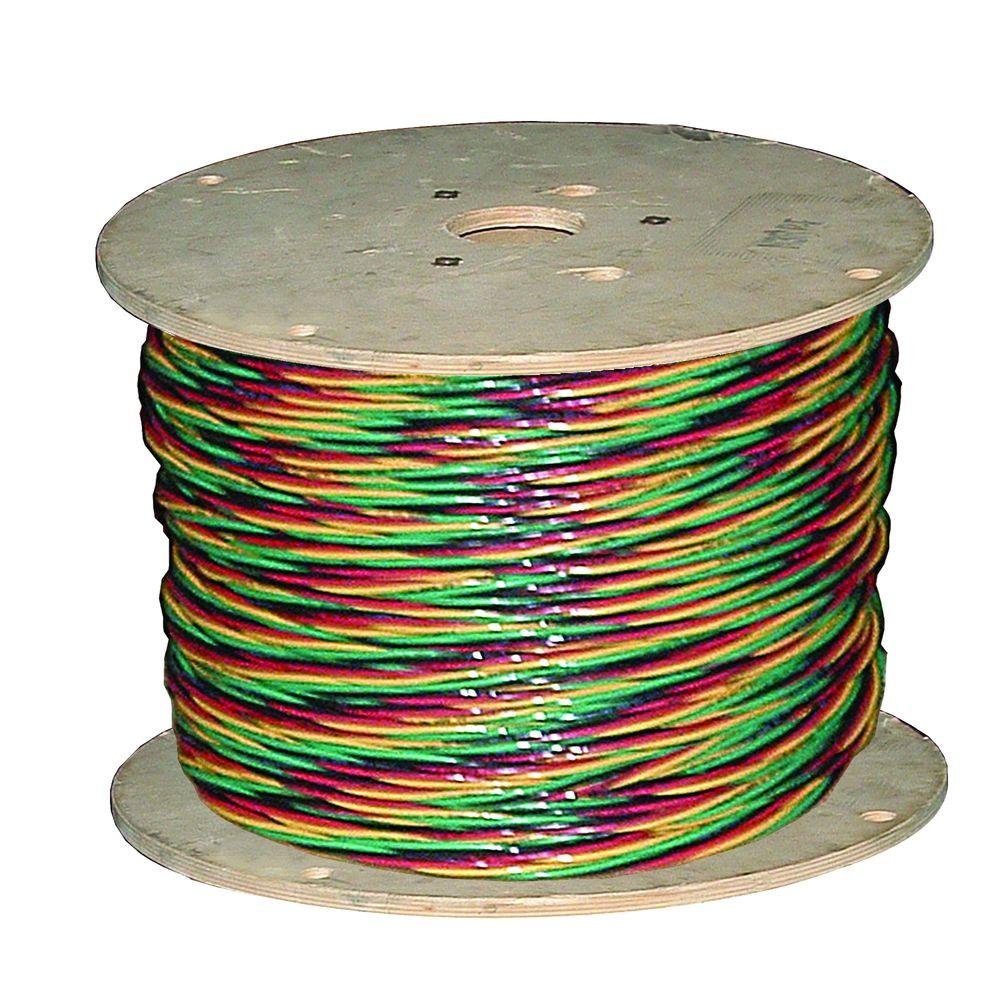 12 - Outdoor Electrical Wire - Wire - The Home Depot