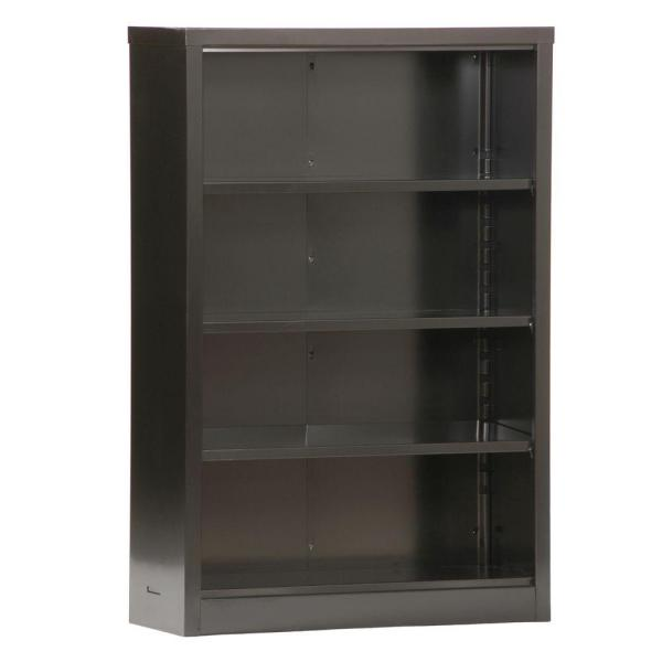 Sandusky Black Steel Bookcase BQ10351352-09