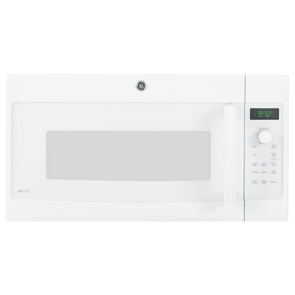 GE Profile Advantium 1.7 cu. ft. Over the Range Microwave in White with Speedcook