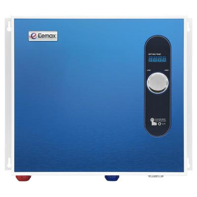 ecosmart 36 kw 240-volt self-modulating 6 gpm electric tankless