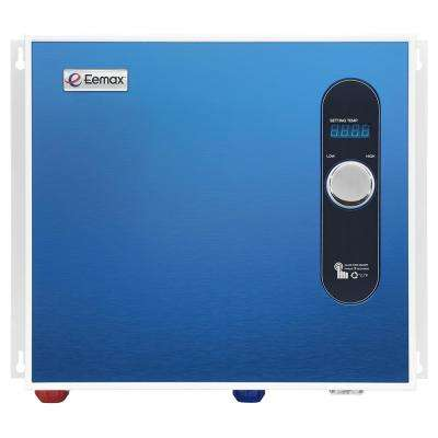 36 kW Self-Modulating 6 GPM Electric Tankless Water Heater