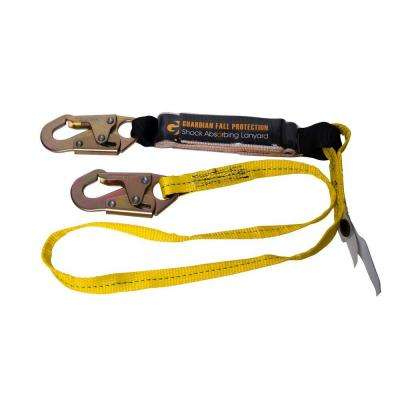 6 ft. Shock Absorbing Lanyard