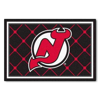New Jersey Devils 5 ft. x 8 ft. Area Rug
