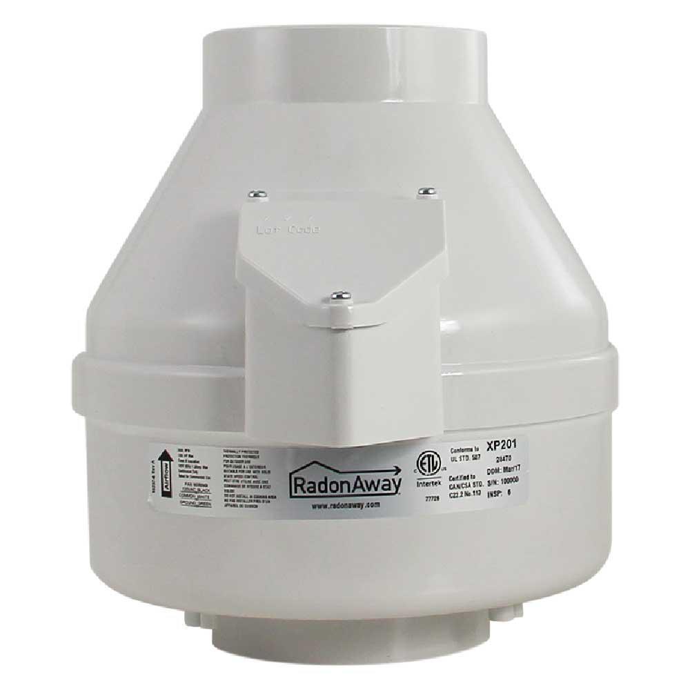 XP201 Radon Fan