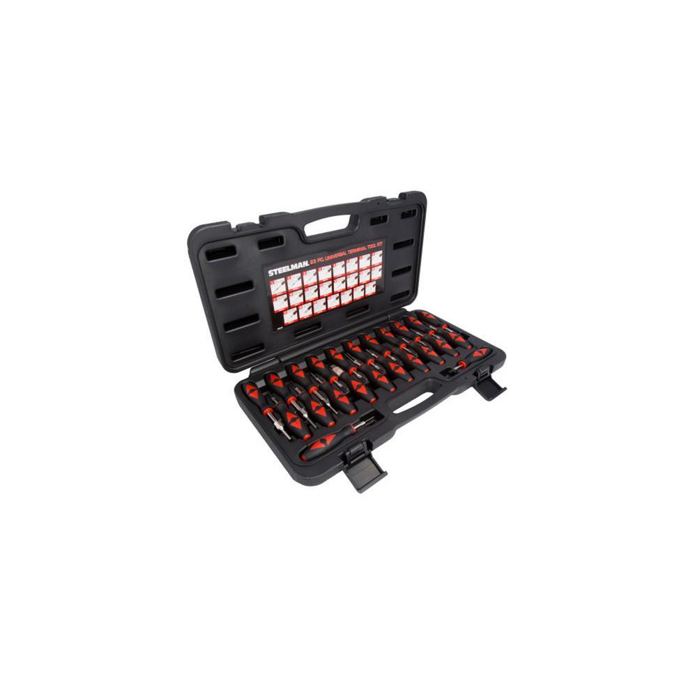Universal Terminal Tool Kit (23-Piece)