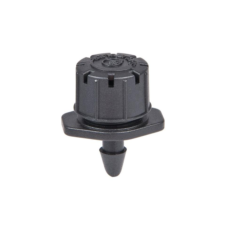 0-10 GPH Adjustable Dripper on Barb 360 Degree (100-Pack)