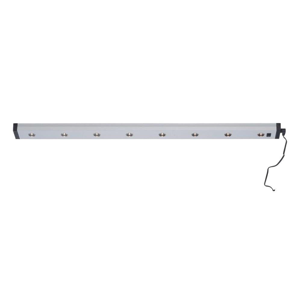 8-Light Aluminum LED Under Cabinet Light