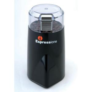 Click here to buy Espressione Rapid Touch Locking Lid Coffee Grinder by Espressione.
